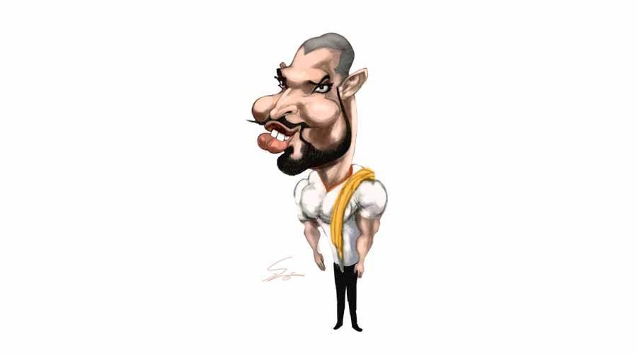 كاريكاتير: عماد عبد المقصود